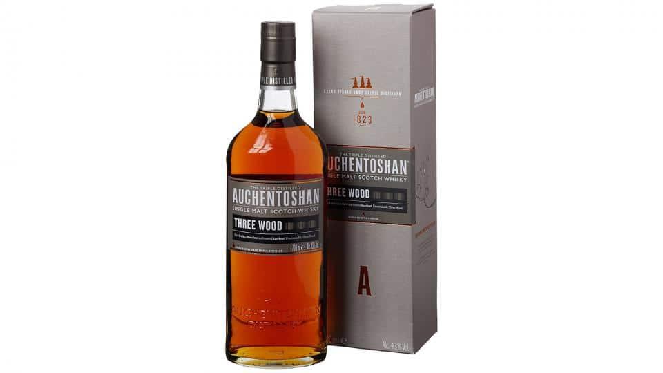 Whiskey #1 Auchentoshan Three Wood Single Malt