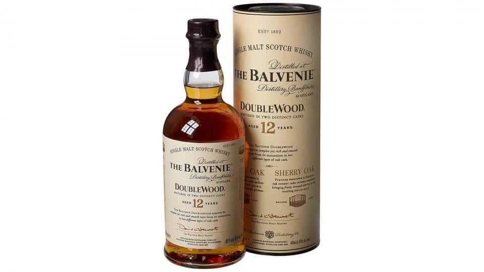 Whiskey #2 The Balvenie Double Wood