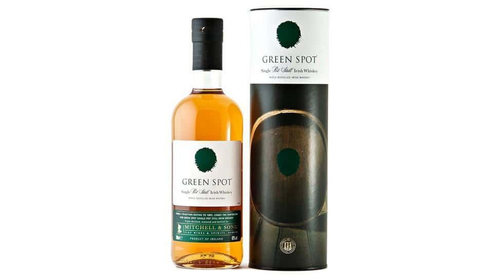 Whiskey #3 Green Spot Single Pot